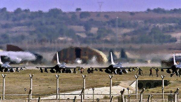 Војна база у Инџирлику, Турска - Sputnik Србија