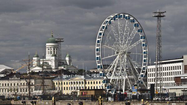 Panoramski točak u Helsinkiju - Sputnik Srbija