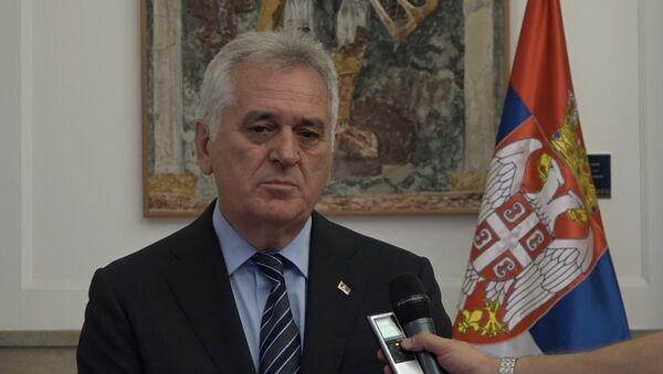 Tomislav Nikolić o odnosima sa Hrvatskom - Sputnik Srbija