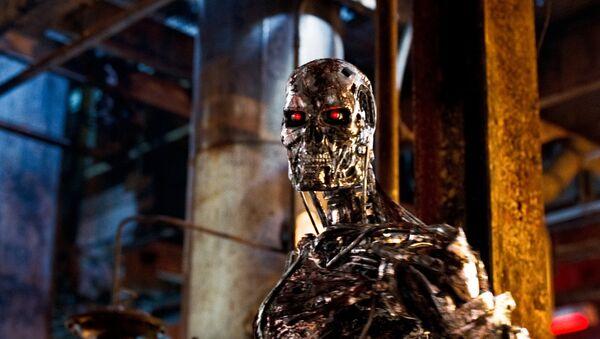 Fotografija iz filma Terminator Spasenje: Budućnost počinje - Sputnik Srbija