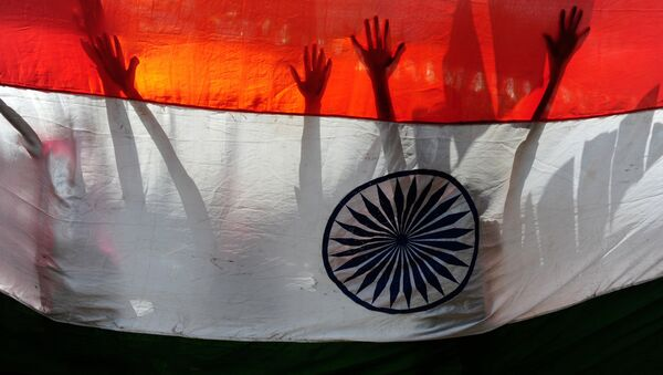 Indijska zastava - Sputnik Srbija