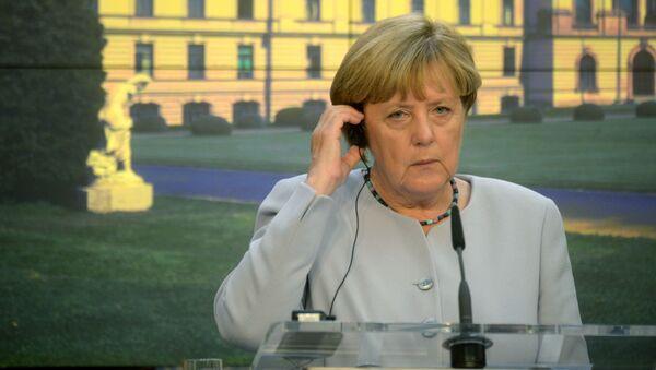Nemačka kancelraka Angela Merkel - Sputnik Srbija