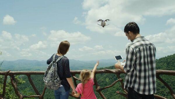 Introducing the revolutionary PowerEgg camera drone! - Sputnik Србија