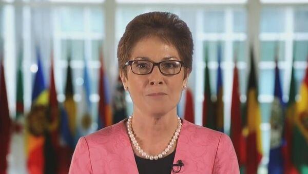 Meri Jovanović, nova ambasadorka SAD u Ukrajini - Sputnik Srbija