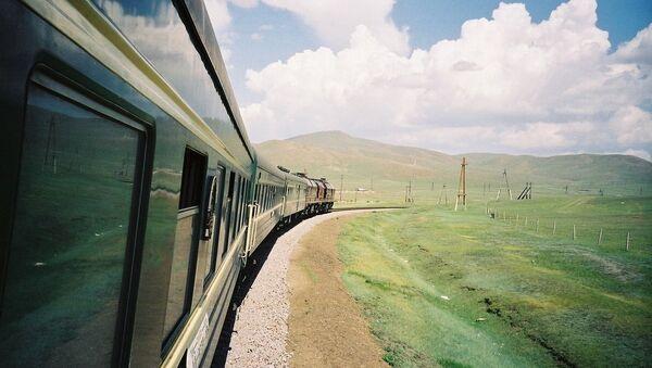 Transsibirska železnica - Sputnik Srbija
