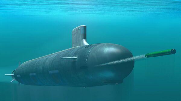 """Američka podmornica """"Ilionis"""" - Sputnik Srbija"""