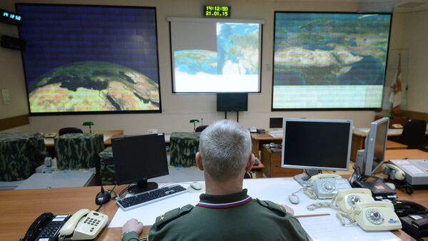 Combat duty officers at the command center of the Don-2-N radar - Sputnik Србија
