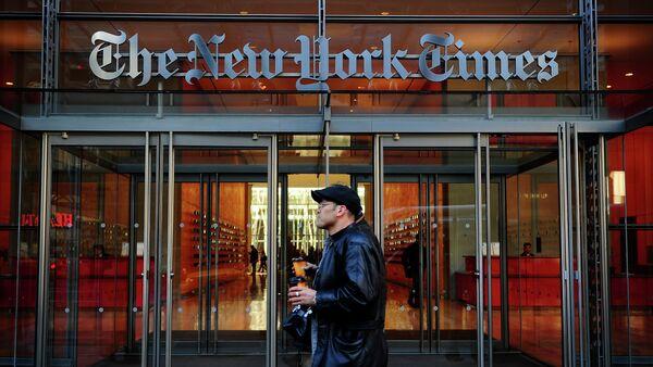 Njujork Tajms - Sputnik Srbija