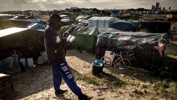 Izbeglički kamp u Kaleu - Sputnik Srbija