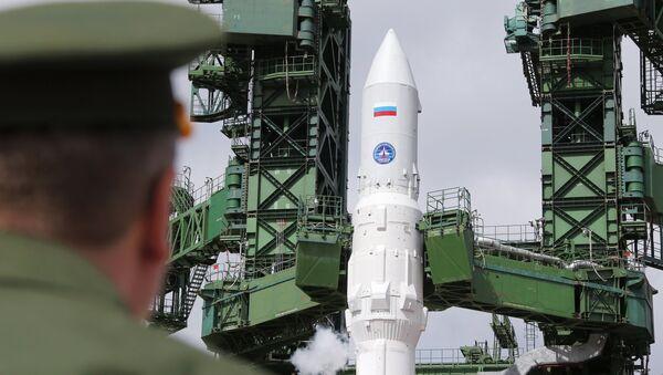 """Raketa iz porodice """"Angara"""" - Sputnik Srbija"""