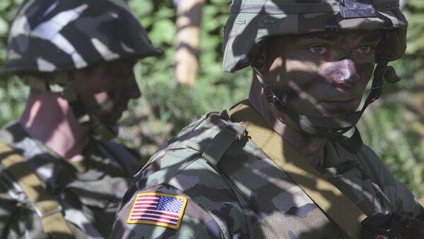 Američki vojnici - Sputnik Srbija