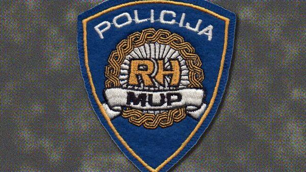 Грб полиције Хрватске - Sputnik Србија
