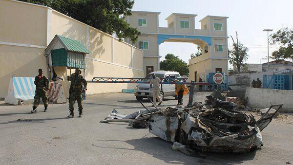 Бомба у Сомалији - Sputnik Србија