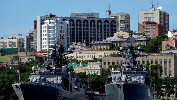 Град Владивосток - Sputnik Србија