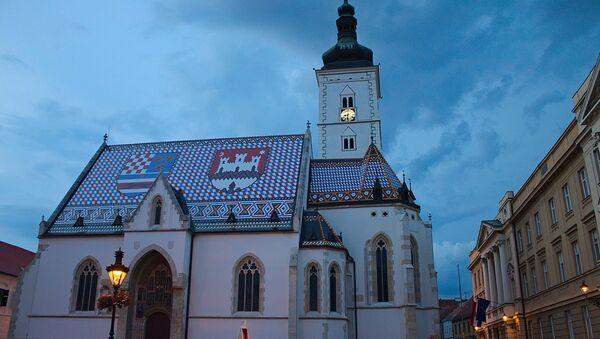 Zagreb, Hrvatska - Sputnik Srbija