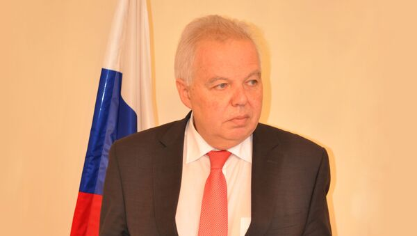 Амбасадор Руске Федерације у БиХ Петр Иванцов - Sputnik Србија