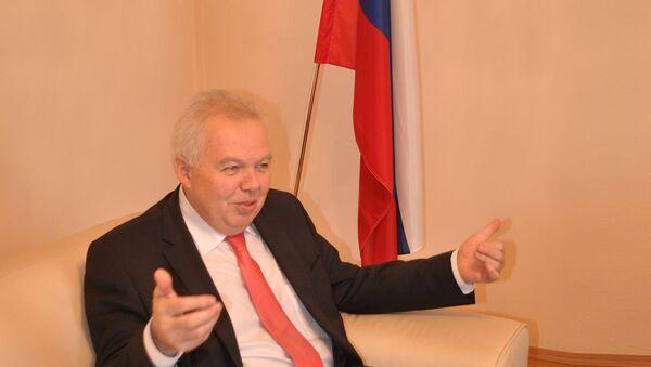 Ambasador Ruske Federacije u BiH Petr Ivancov - Sputnik Srbija