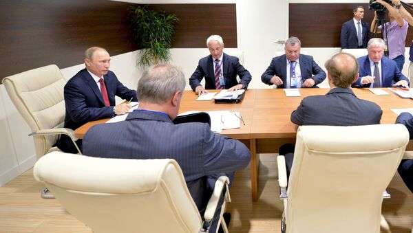 Радна посета председника Русије Владимира Путина руском Далеком истоку - Sputnik Србија