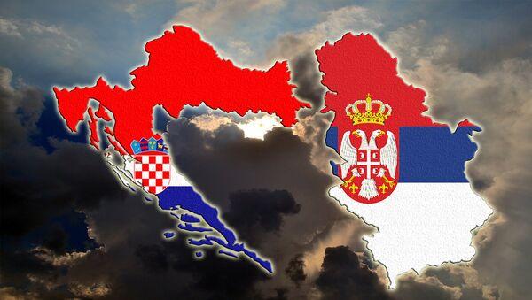 Hrvatska i Srbija - Sputnik Srbija