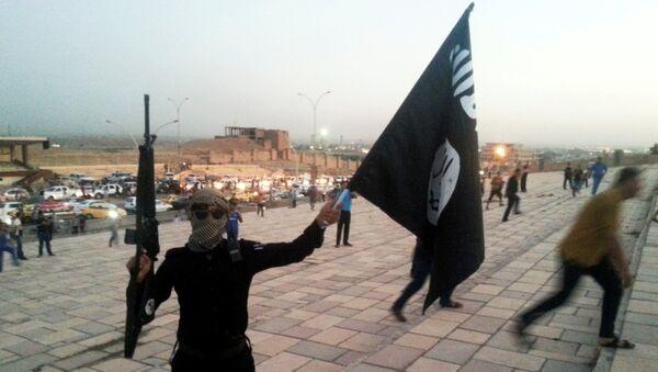 Терориста ДАЕШ-а у Мосулу, Ирак / - Sputnik Србија
