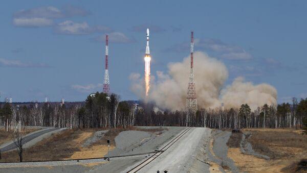 Прво лансирање са космодрома Восточни - Sputnik Србија