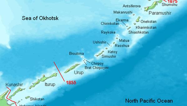 Курилска острва и историјске границе Русије и Јапана - Sputnik Србија