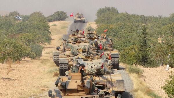 Turska vojska, Sirija - Sputnik Srbija