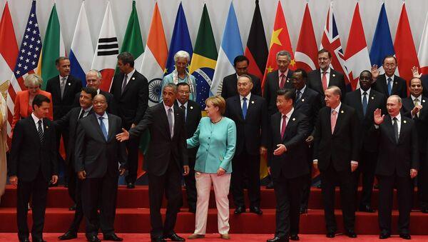 Samit G20 u Kini - Sputnik Srbija