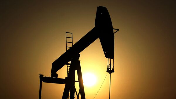 Пумпа за нафту у Сахиру у Бахреину - Sputnik Србија