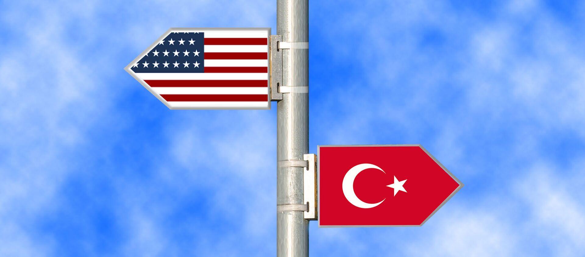 САД и Турска  - Sputnik Србија, 1920, 15.02.2021