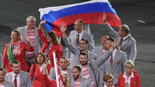 Ceremonija otvaranja Paraolimpijade u Rio de Žaneiru - Sputnik Srbija