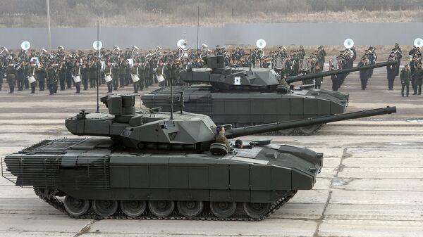 Руски тенк Армата - Sputnik Србија