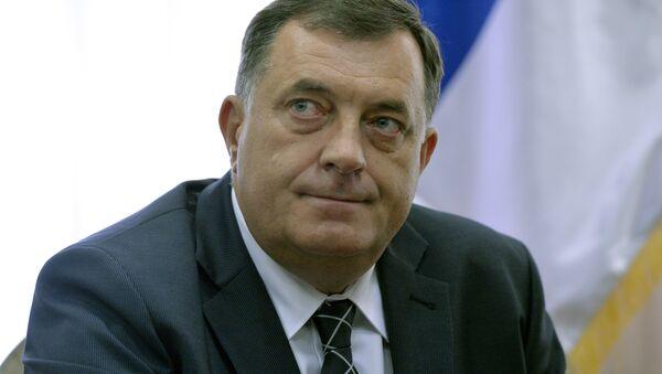 Милорад Додик - Sputnik Србија