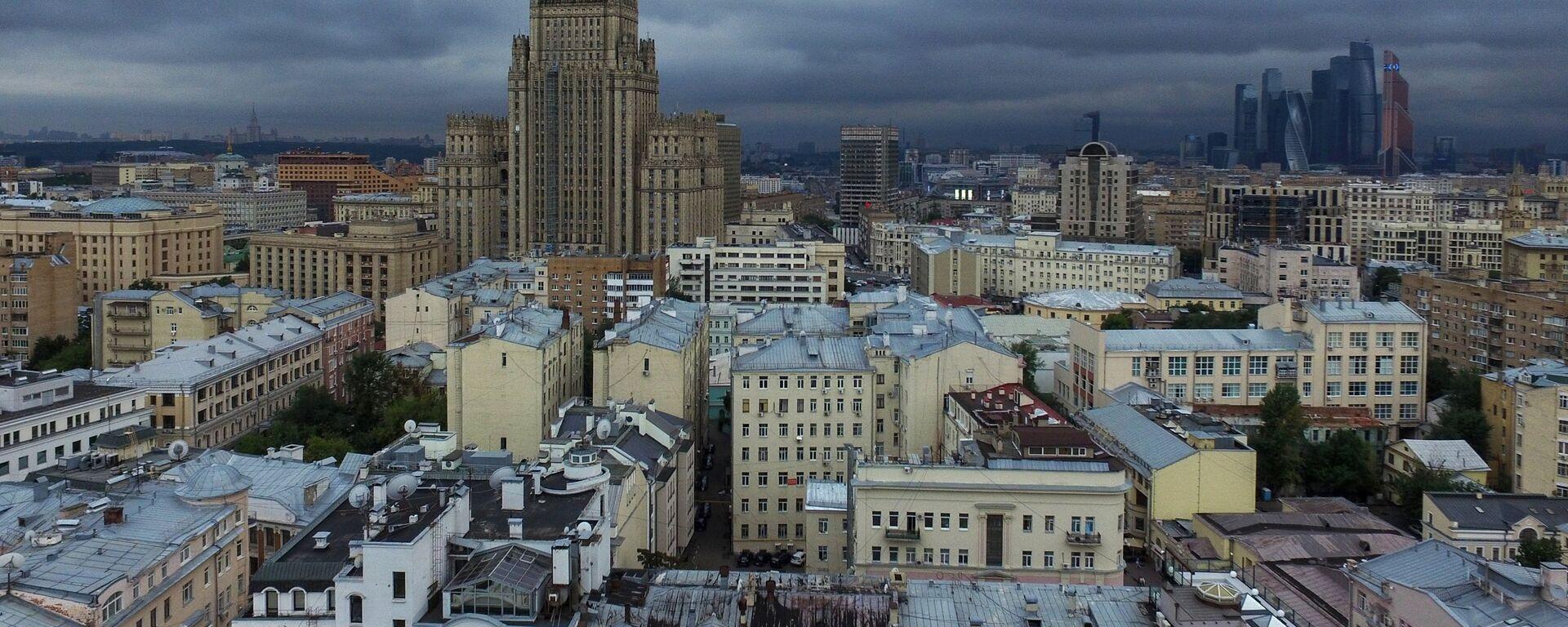 Зграда МИП Русије - Sputnik Србија, 1920, 13.08.2021