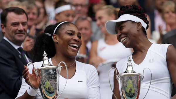 Serena i Venus Vilijams - Sputnik Srbija