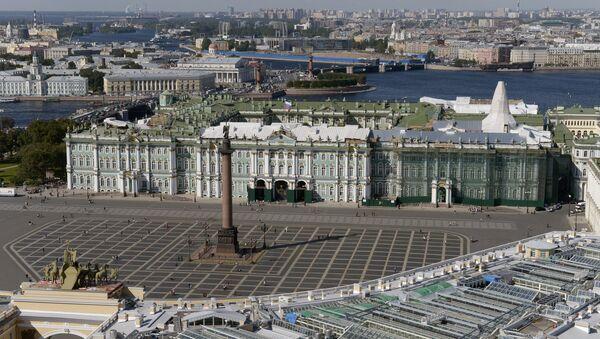 Музеј Ермитаж у Санкт Петербургу - Sputnik Србија
