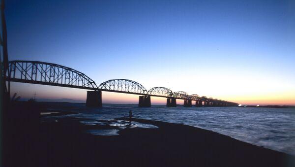 Мост преко реке Амур - Sputnik Србија