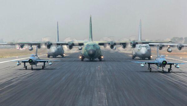 Američki avioni u vojnoj bazi Ramštajn , Nemačka - Sputnik Srbija