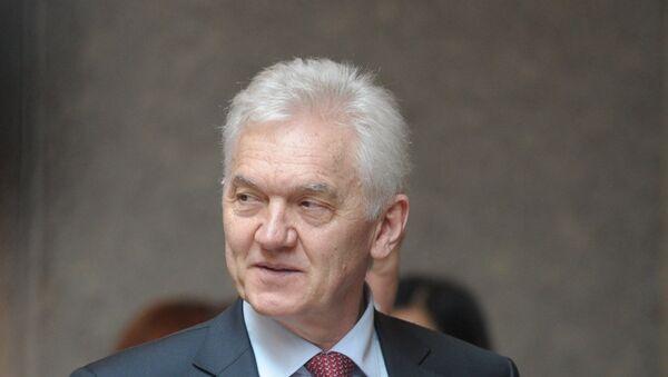 Genadij Timčenko - Sputnik Srbija