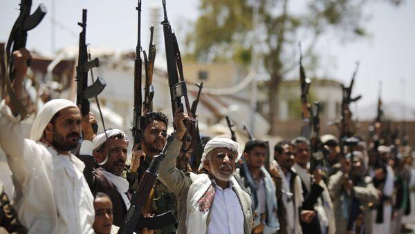 Pokret Huti u Jemenu - Sputnik Srbija