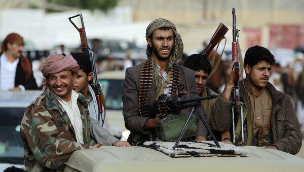 Покрет Хути у Јемену - Sputnik Србија