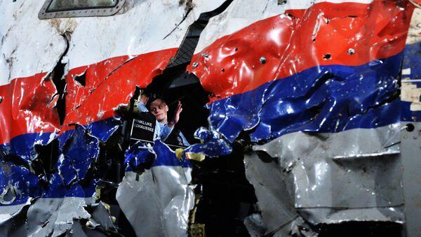 """Олупина малезијског """"боинга 777"""" са лета МХ17 - Sputnik Србија"""