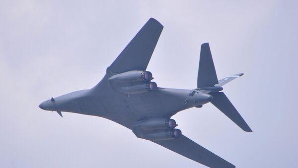 Američki bombarder B-1 - Sputnik Srbija