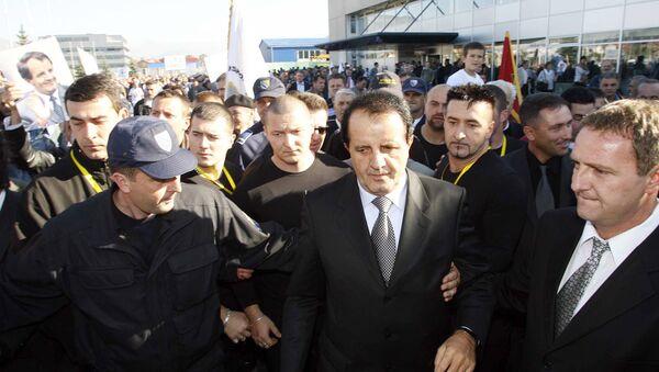 General i bivši načelnik ratnog štaba Armije BiH Sefer Halilović - Sputnik Srbija