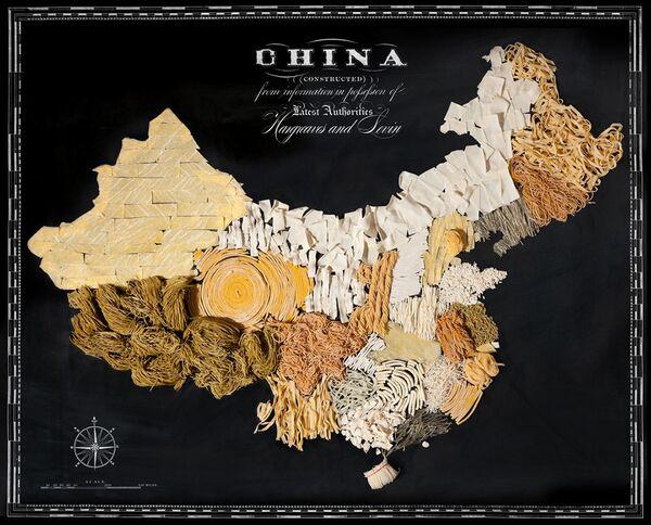 Kartografija za sladokusce: Jestive mape namenjene geografskim gurmanima - Sputnik Srbija
