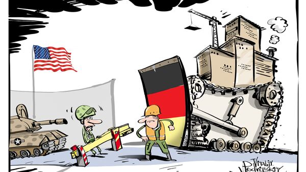 Hoće li Nemačka raspustiti Ramštajn? - Sputnik Srbija