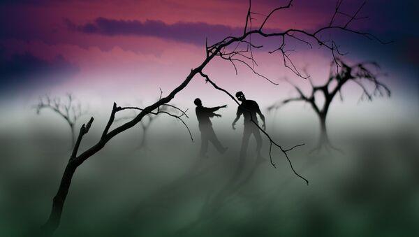 New Mexico Man Kills to Keep Friend From Turning Into a Zombie - Sputnik Србија