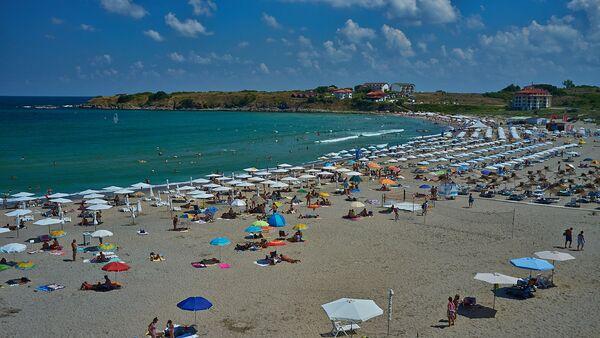 Плажа у Бугарској - Sputnik Србија