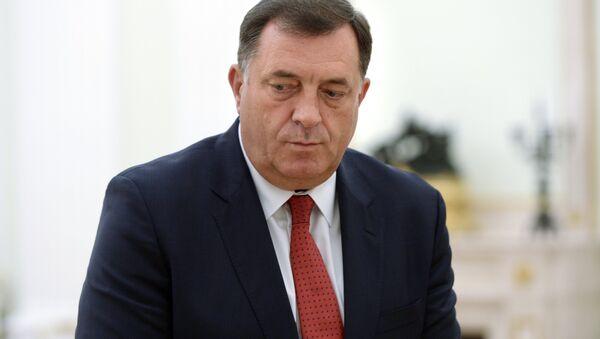 Predsednik Republike Srpske Milorad Dodik u Kremlju - Sputnik Srbija