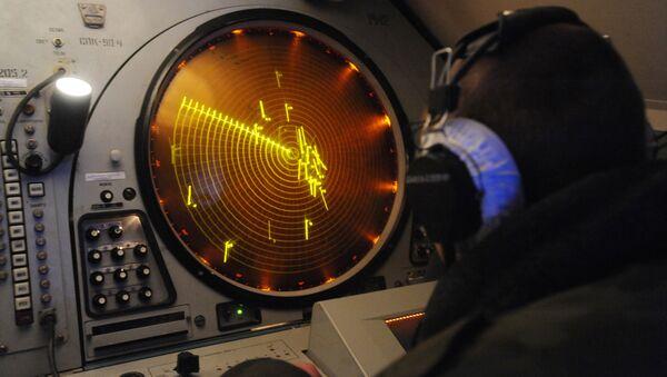 Radarski sistem na komandnom punktu protiv-avionske brigade u Zapadnom vojnom okrugu - Sputnik Srbija